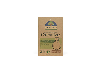 photo of unbleached cheesecloth
